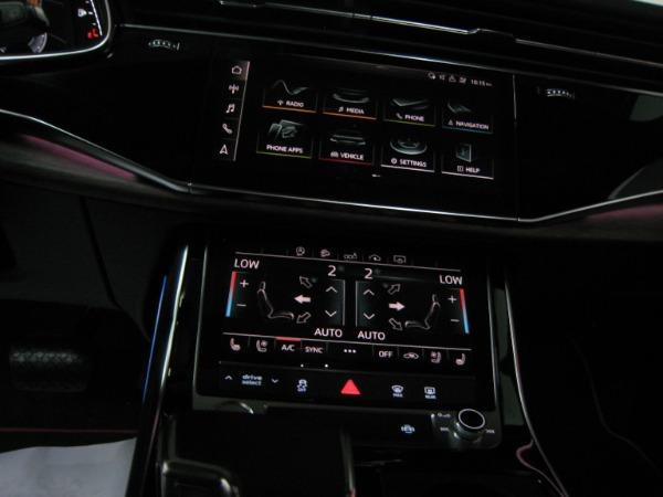 New 2020 Audi Q8 S Line 3.0T quattro Premium Plus | Miami, FL n28