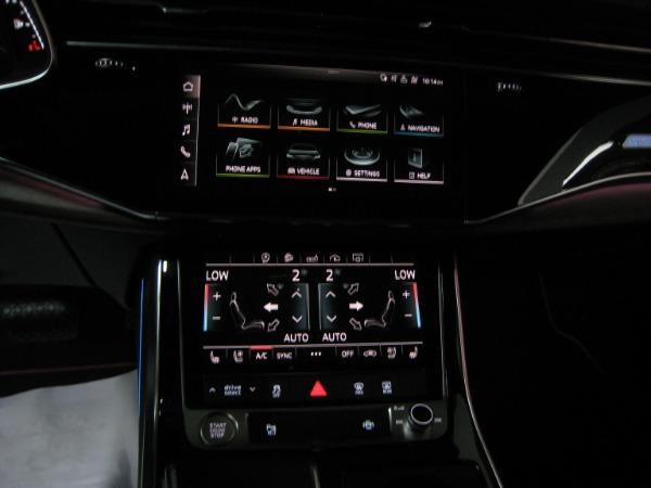 New 2020 Audi Q8 S Line 3.0T quattro Premium Plus | Miami, FL n29