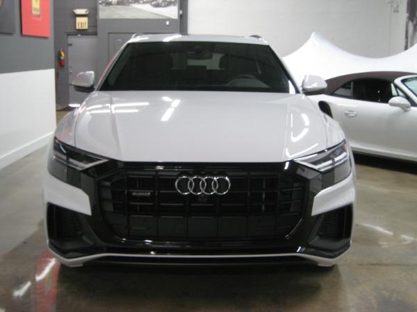 New 2020 Audi Q8 S Line 3.0T quattro Premium Plus | Miami, FL n3