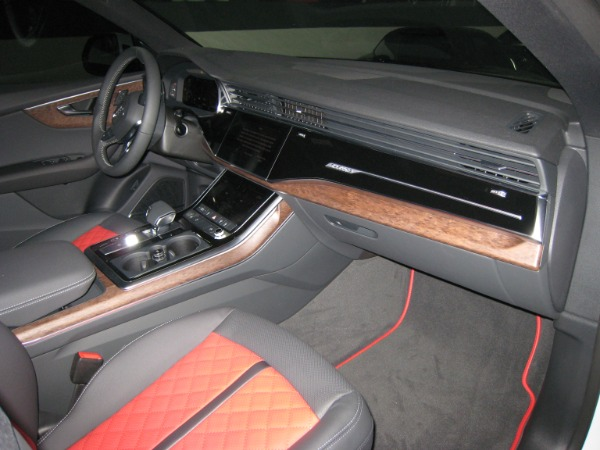 New 2020 Audi Q8 S Line 3.0T quattro Premium Plus | Miami, FL n33