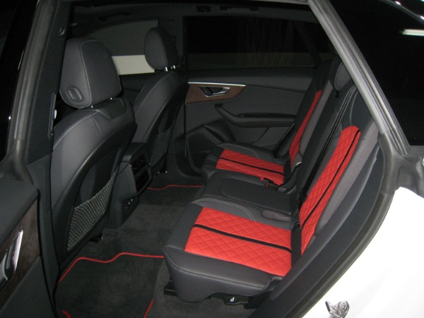 New 2020 Audi Q8 S Line 3.0T quattro Premium Plus | Miami, FL n36