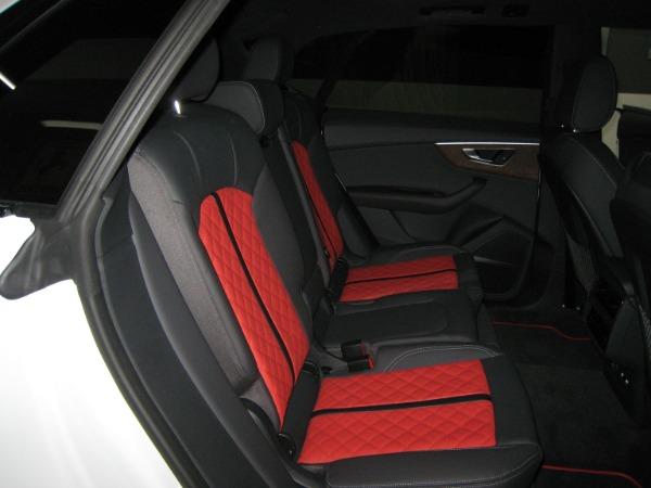 New 2020 Audi Q8 S Line 3.0T quattro Premium Plus | Miami, FL n37