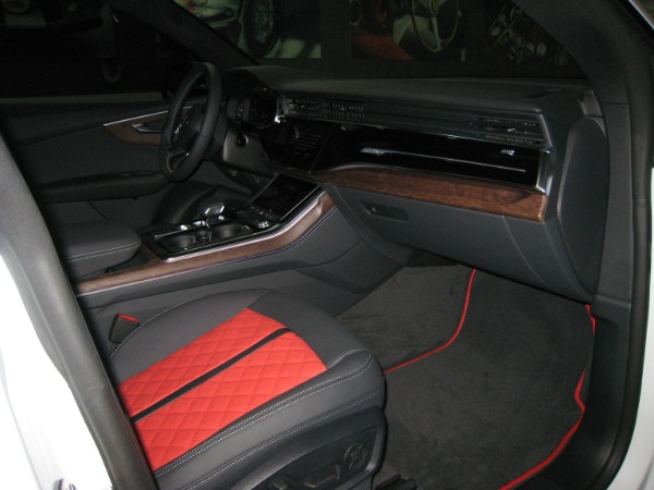 New 2020 Audi Q8 S Line 3.0T quattro Premium Plus | Miami, FL n39