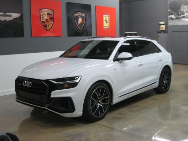 New 2020 Audi Q8 S Line 3.0T quattro Premium Plus | Miami, FL n4