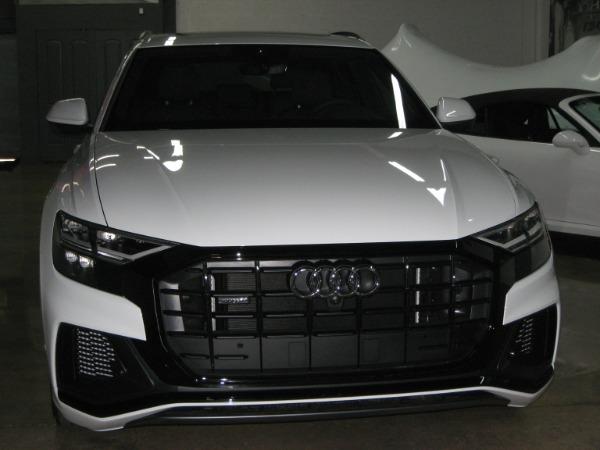 New 2020 Audi Q8 S Line 3.0T quattro Premium Plus | Miami, FL n41