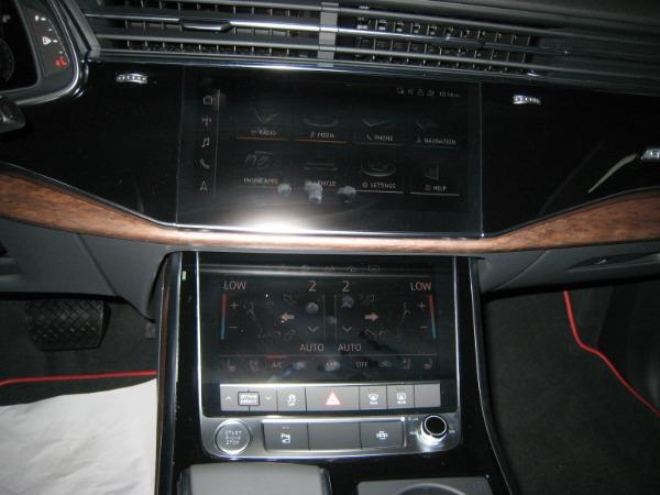 New 2020 Audi Q8 S Line 3.0T quattro Premium Plus | Miami, FL n45