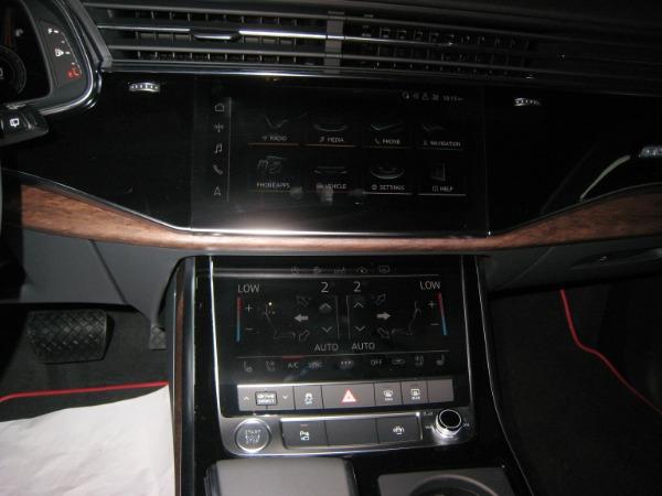 New 2020 Audi Q8 S Line 3.0T quattro Premium Plus | Miami, FL n46