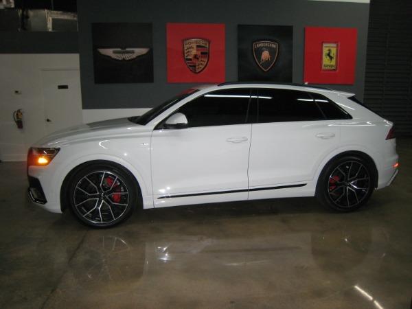 New 2020 Audi Q8 S Line 3.0T quattro Premium Plus | Miami, FL n8