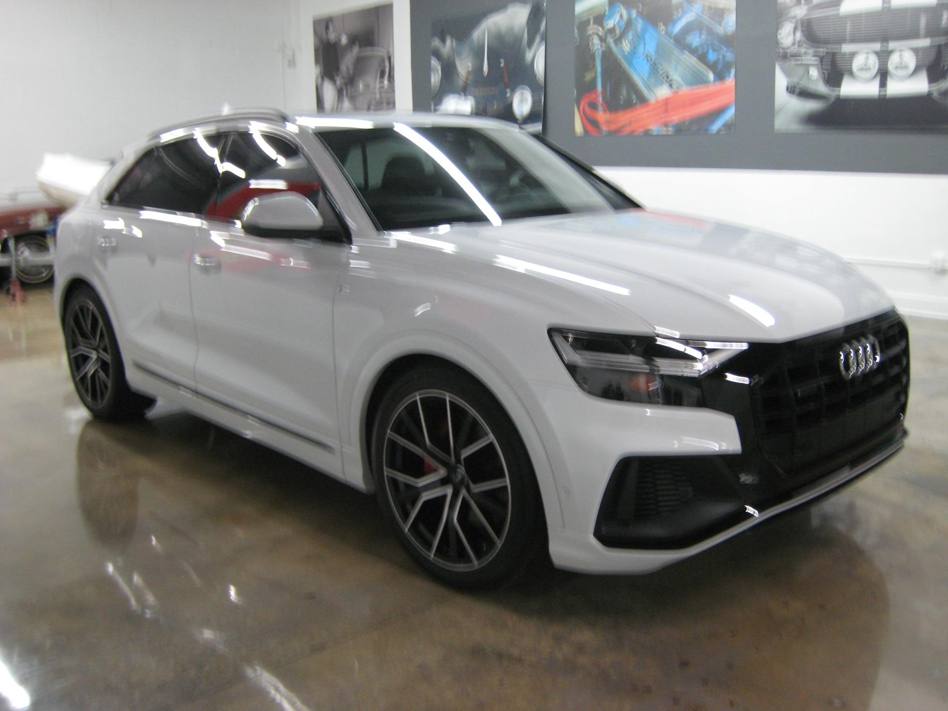 New 2020 Audi Q8 S Line 3.0T quattro Premium Plus | Miami, FL