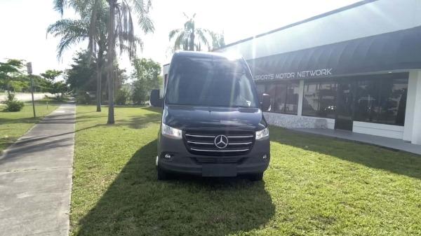 Used 2019 Mercedes-Benz Sprinter Custom 13 Passanger 3500XD | Miami, FL n3