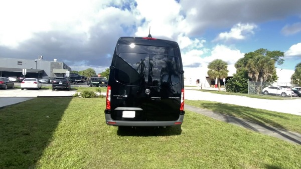 Used 2019 Mercedes-Benz Sprinter Custom 13 Passanger 3500XD | Miami, FL n5