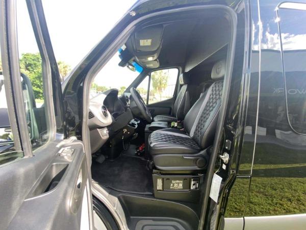 Used 2019 Mercedes-Benz Sprinter Custom 13 Passanger 3500XD | Miami, FL n7