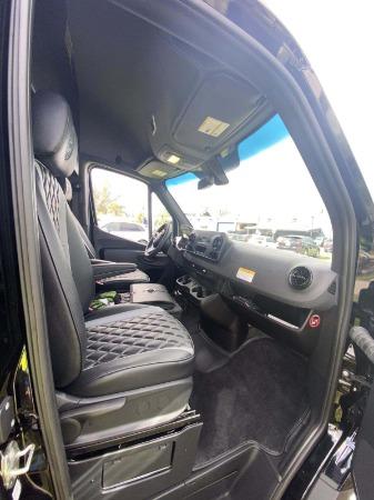 Used 2019 Mercedes-Benz Sprinter Custom 13 Passanger 3500XD | Miami, FL n8