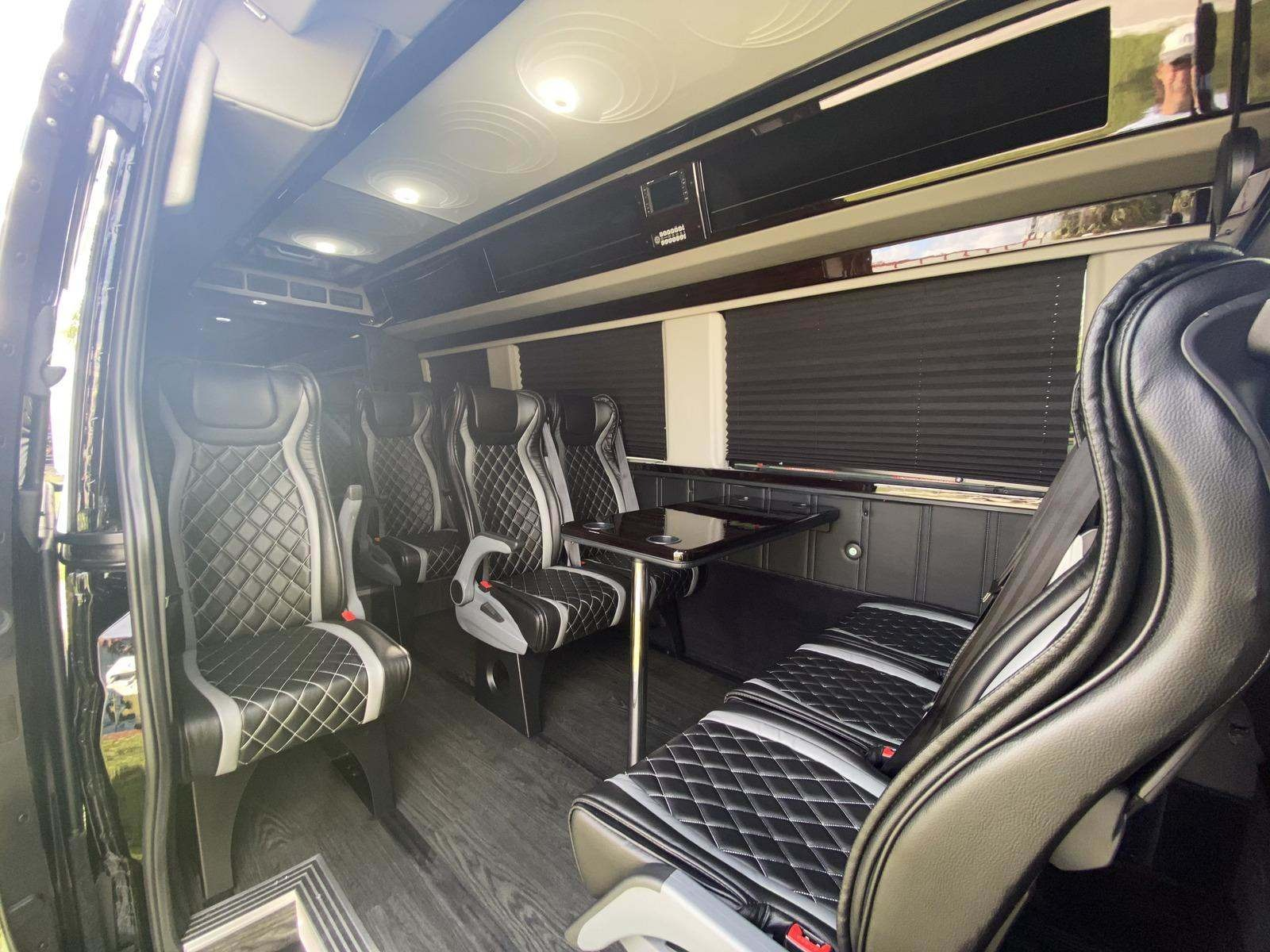 Used 2019 Mercedes-Benz Sprinter Custom 13 Passanger 3500XD | Miami, FL