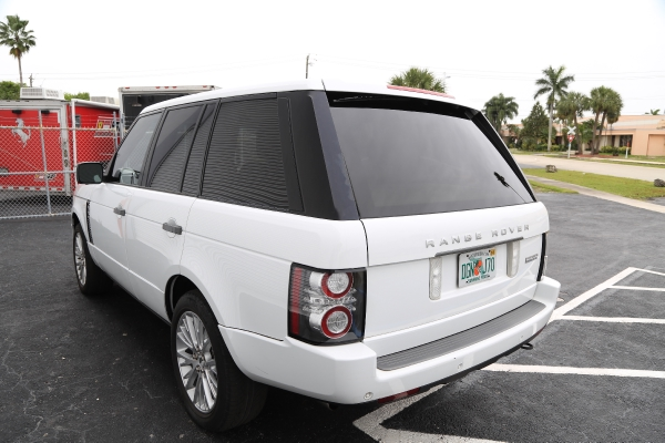 Used 2011 Land Rover Range Rover Supercharged | Miami, FL n10