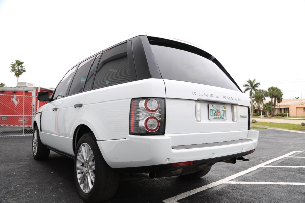 Used 2011 Land Rover Range Rover Supercharged | Miami, FL n11