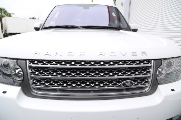 Used 2011 Land Rover Range Rover Supercharged | Miami, FL n18