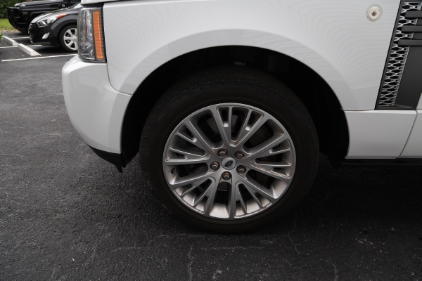 Used 2011 Land Rover Range Rover Supercharged | Miami, FL n24