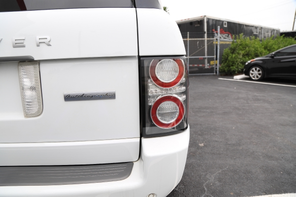 Used 2011 Land Rover Range Rover Supercharged | Miami, FL n27