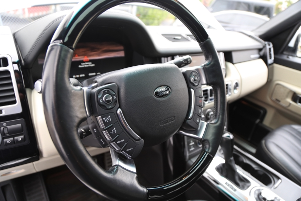 Used 2011 Land Rover Range Rover Supercharged | Miami, FL n43