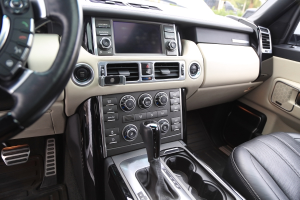 Used 2011 Land Rover Range Rover Supercharged | Miami, FL n44