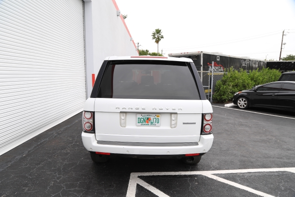Used 2011 Land Rover Range Rover Supercharged | Miami, FL n8