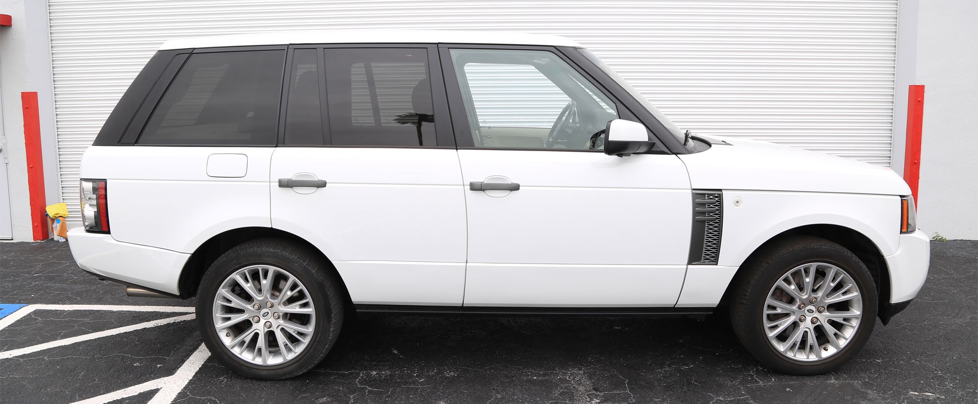 Used 2011 Land Rover Range Rover Supercharged | Miami, FL