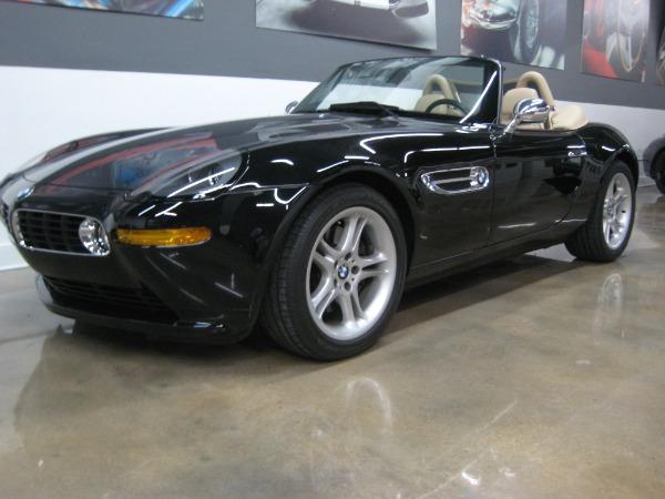 Used 2002 BMW Z8 Roadster | Miami, FL n33