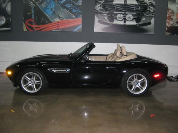 Used 2002 BMW Z8 Roadster | Miami, FL n34
