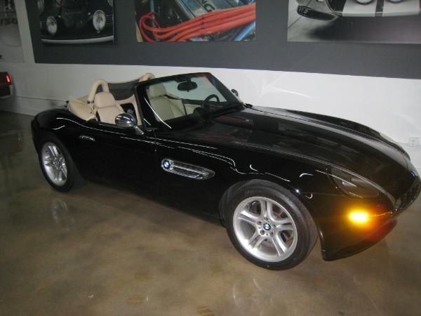 Used 2002 BMW Z8 Roadster | Miami, FL n51