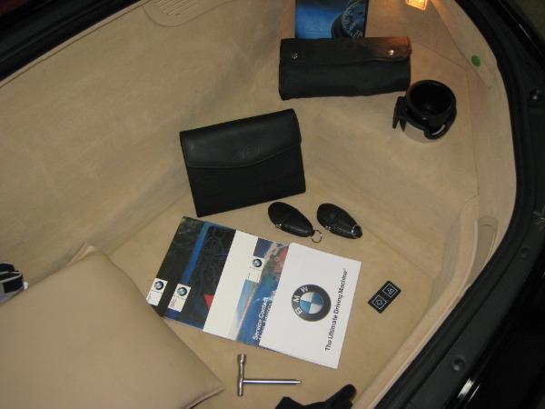Used 2002 BMW Z8 Roadster | Miami, FL n58