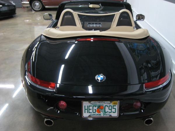 Used 2002 BMW Z8 Roadster | Miami, FL n6