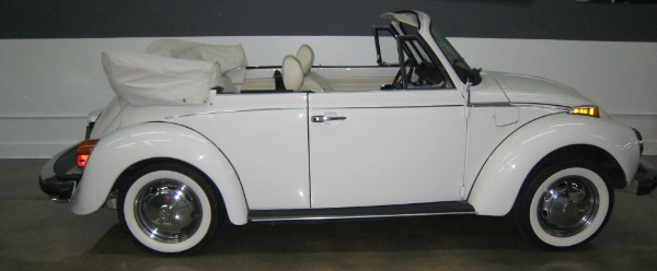 1978 Volkswagon Super Beetle Convertible