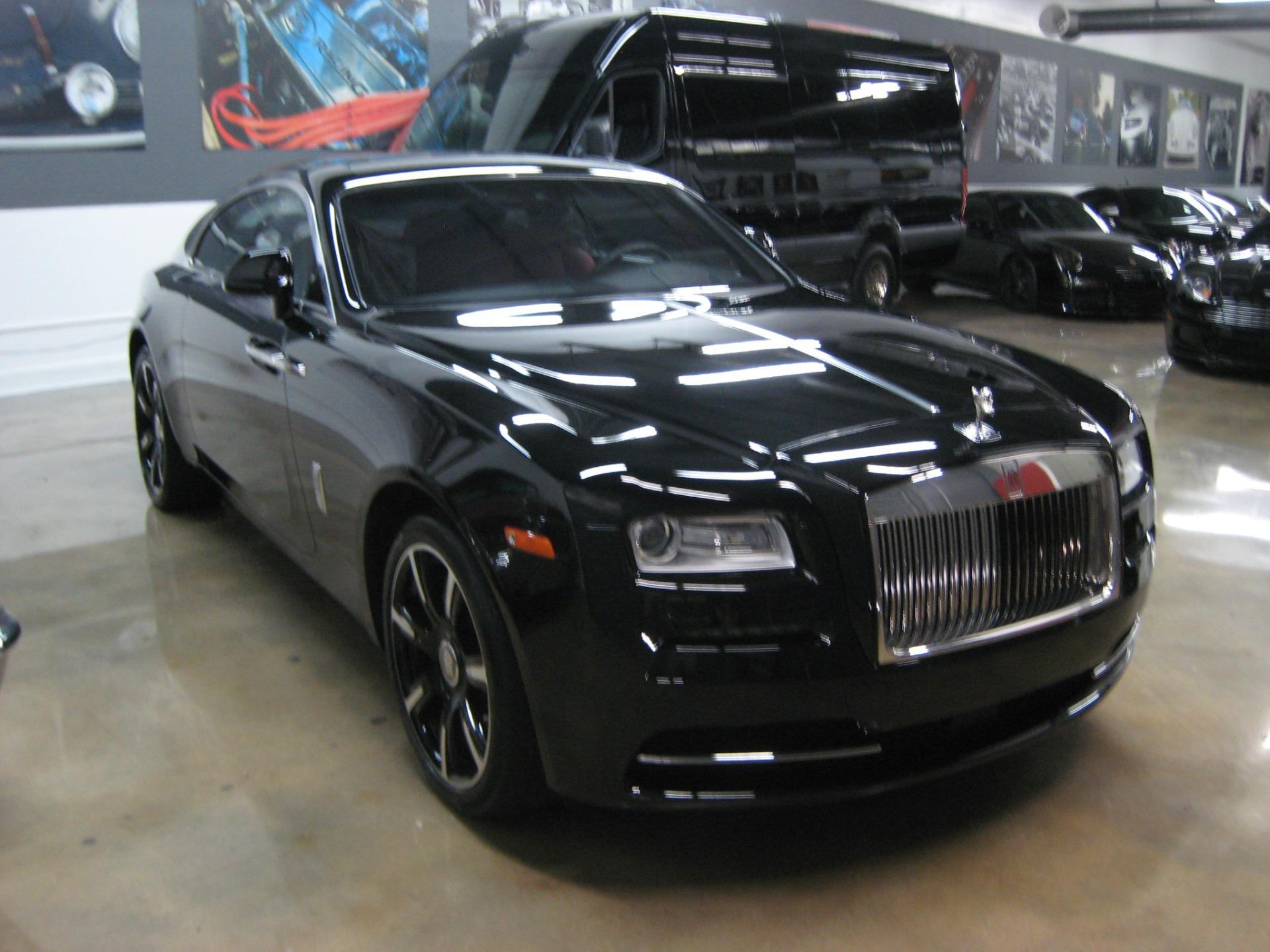 Used 2016 Rolls-Royce Wraith  | Miami, FL