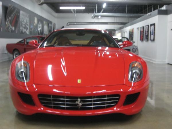 Used 2008 Ferrari 599 GTB Fiorano Base | Miami, FL n10