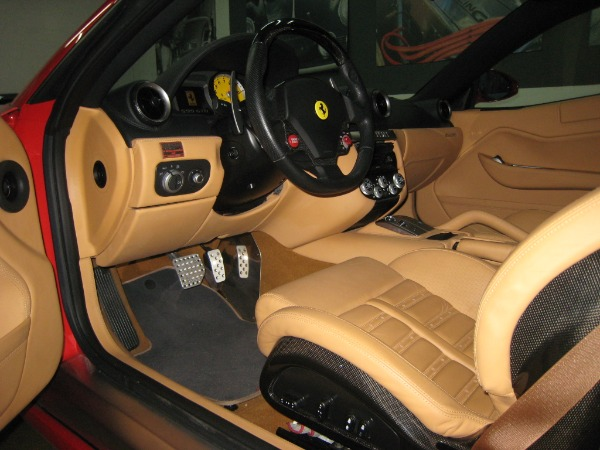 Used 2008 Ferrari 599 GTB Fiorano Base | Miami, FL n19