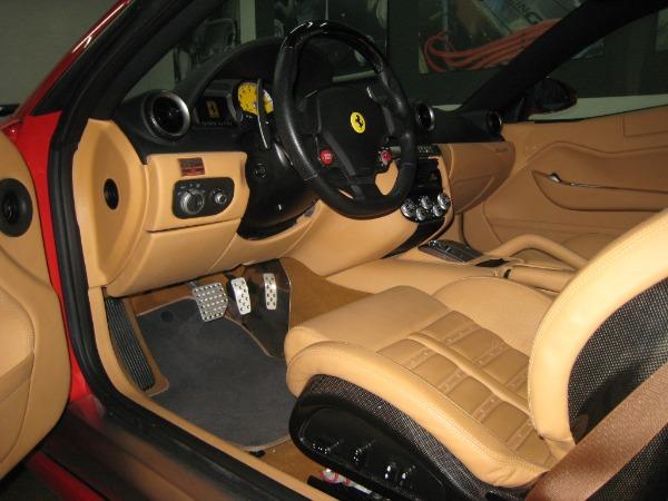 Used 2008 Ferrari 599 GTB Fiorano  | Miami, FL n19