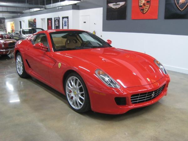 Used 2008 Ferrari 599 GTB Fiorano Base | Miami, FL n2