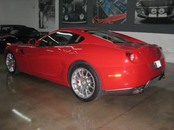 Used 2008 Ferrari 599 GTB Fiorano Base | Miami, FL n37