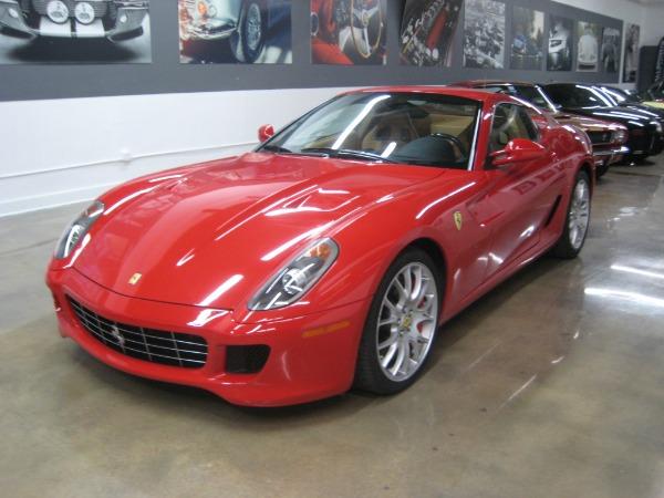 Used 2008 Ferrari 599 GTB Fiorano  | Miami, FL n4