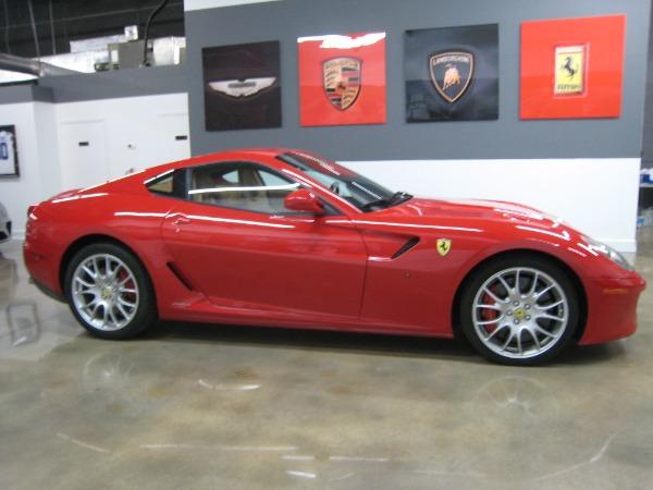 Used 2008 Ferrari 599 GTB Fiorano Base | Miami, FL n41