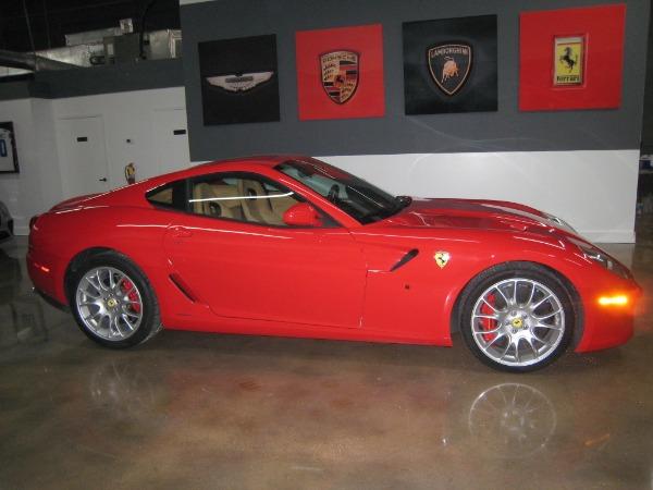 Used 2008 Ferrari 599 GTB Fiorano Base | Miami, FL n47