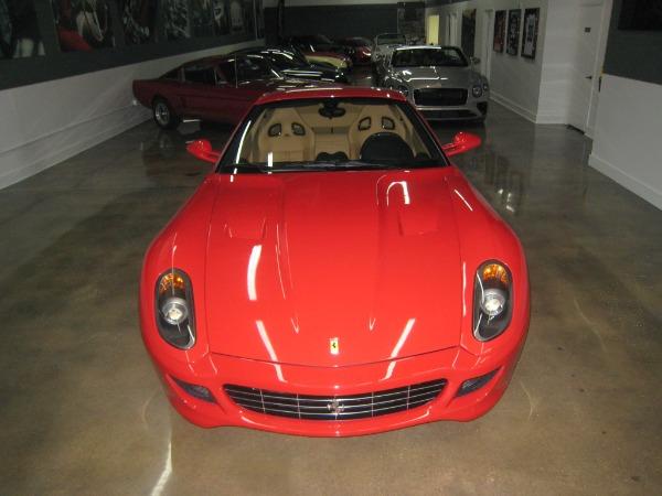 Used 2008 Ferrari 599 GTB Fiorano  | Miami, FL n48