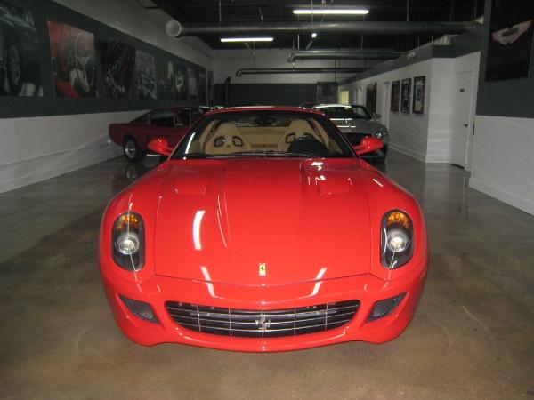 Used 2008 Ferrari 599 GTB Fiorano  | Miami, FL n55