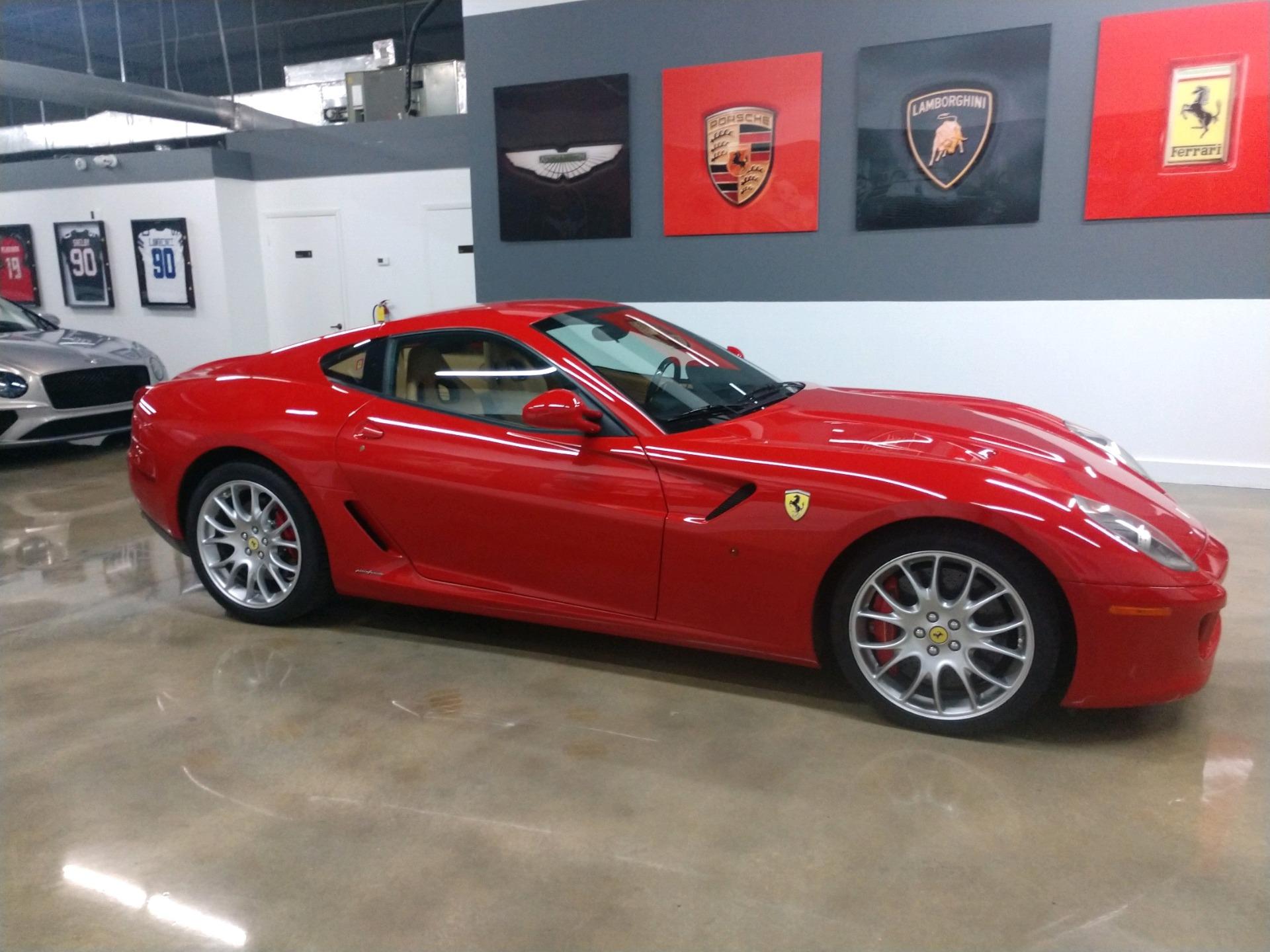Used 2008 Ferrari 599 GTB Fiorano Base | Miami, FL
