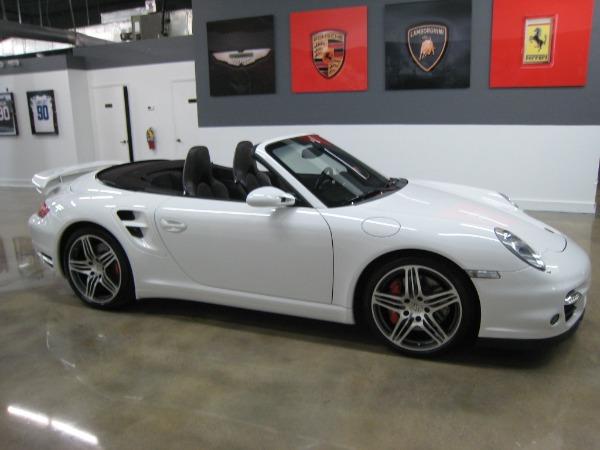 Used 2009 Porsche 911 Turbo | Miami, FL n2