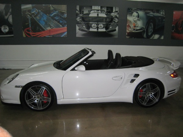 Used 2009 Porsche 911 Turbo | Miami, FL n39