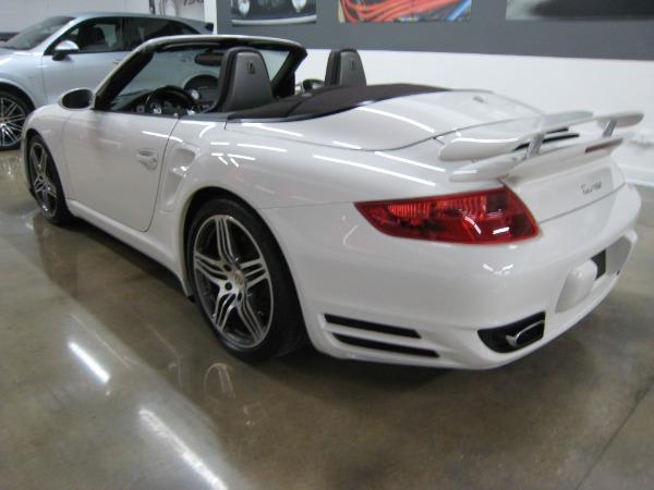 Used 2009 Porsche 911 Turbo | Miami, FL n6