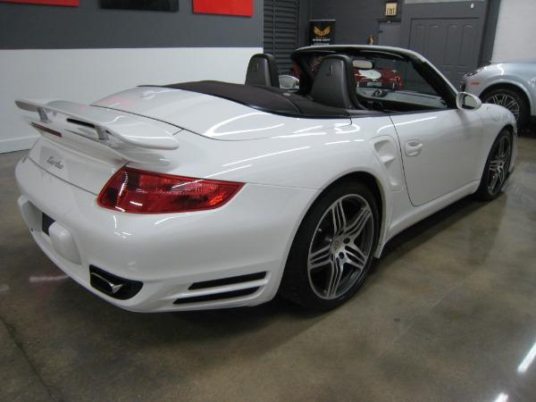 Used 2009 Porsche 911 Turbo | Miami, FL n8