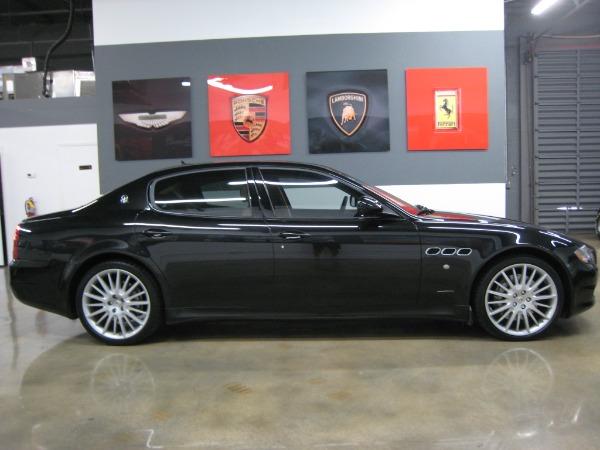 Used 2011 Maserati Quattroporte S | Miami, FL n12